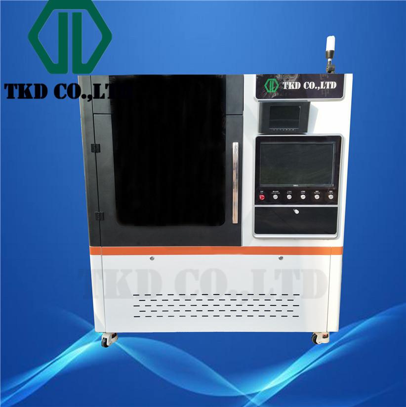 CVD PCBN PDC High precision Optical fiber laser cutting machine