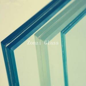 High quality laminated glass laminated safety glass for building