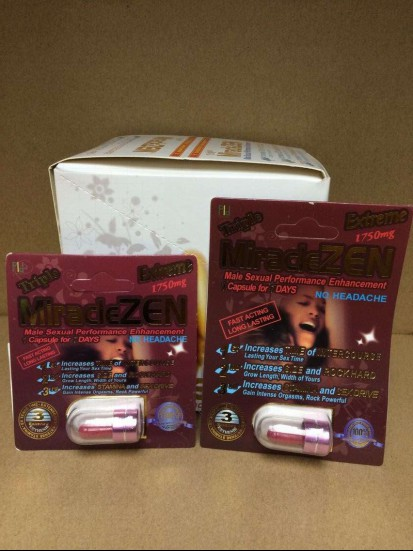 MiradeZEN  24pills Sex Pills Sex Products Male Enhancement Herbal Male Drugs