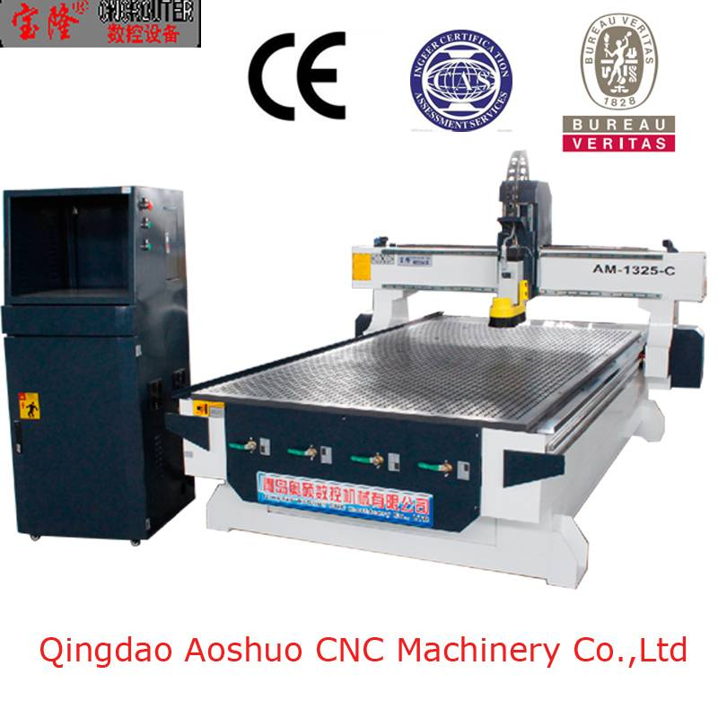 Wood Milling and Wood CNC Engraving Machine