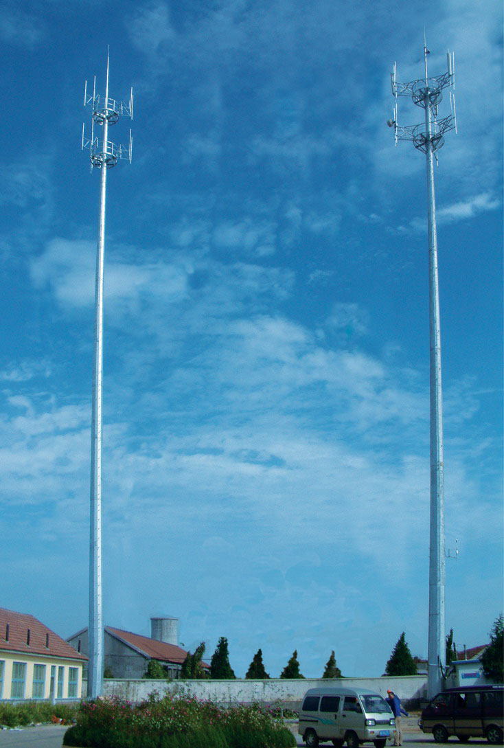 Telecommunication Poles Tower