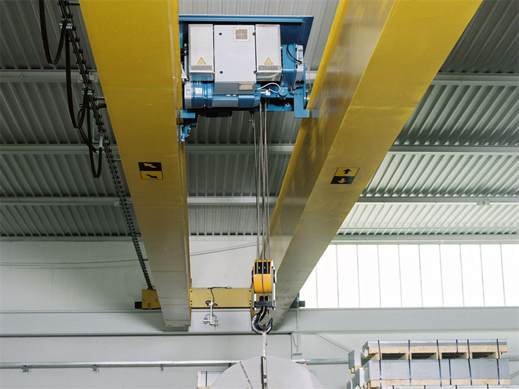 Intelligent Unmanned Overhead & Gantry Crane