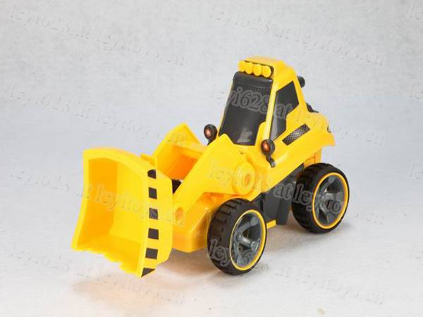 R/C Constrution Car