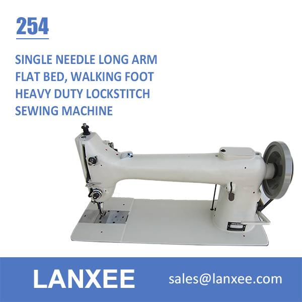 Lanxee 254 Industrial Heavy Duty Canvas Sewing Machine