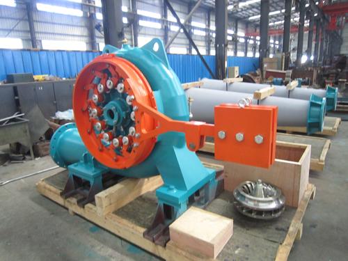 Hydro Turbine/Horizontal Francis