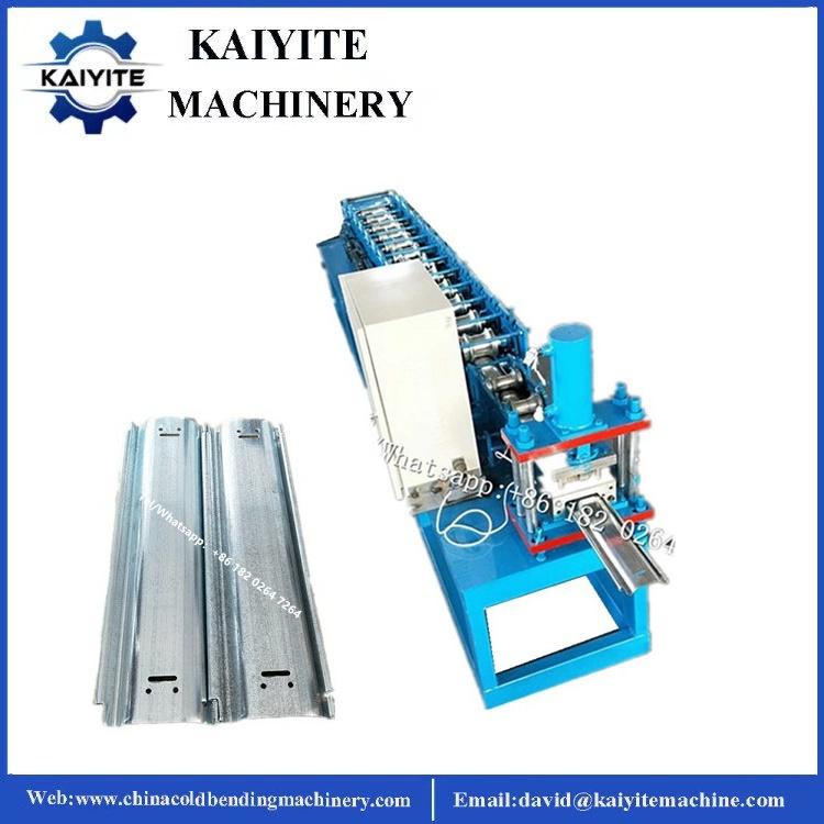 Roller Shutter Door Slat Machine
