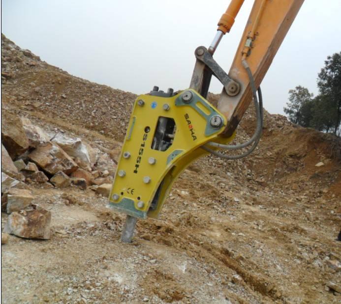 Excavator hydraulic breaker,excavator jack hammer