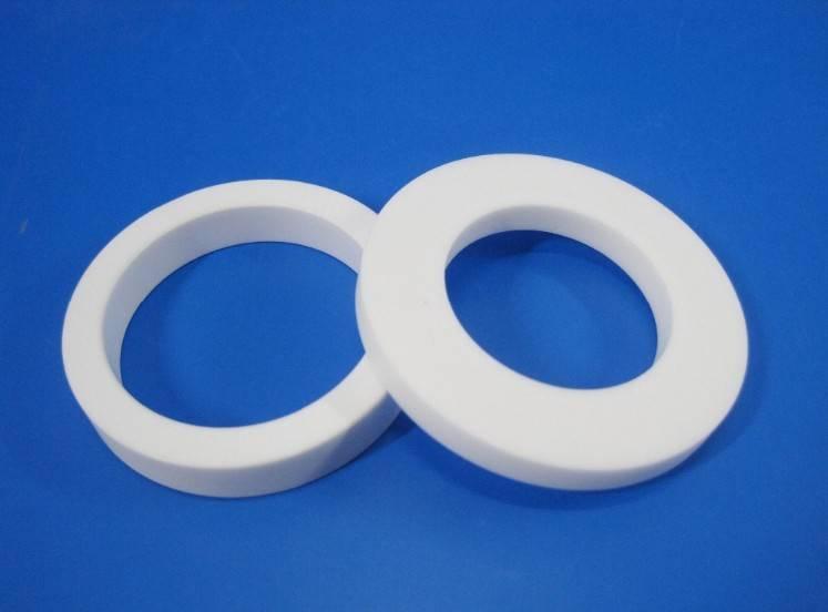 aluminium oksida keramik tahan abrasi dan korosi alumina keramik segel cincin