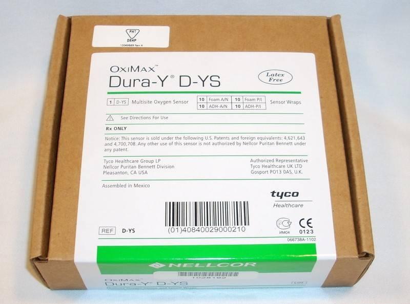 DS-100A Adult finger clip spo2 sensor