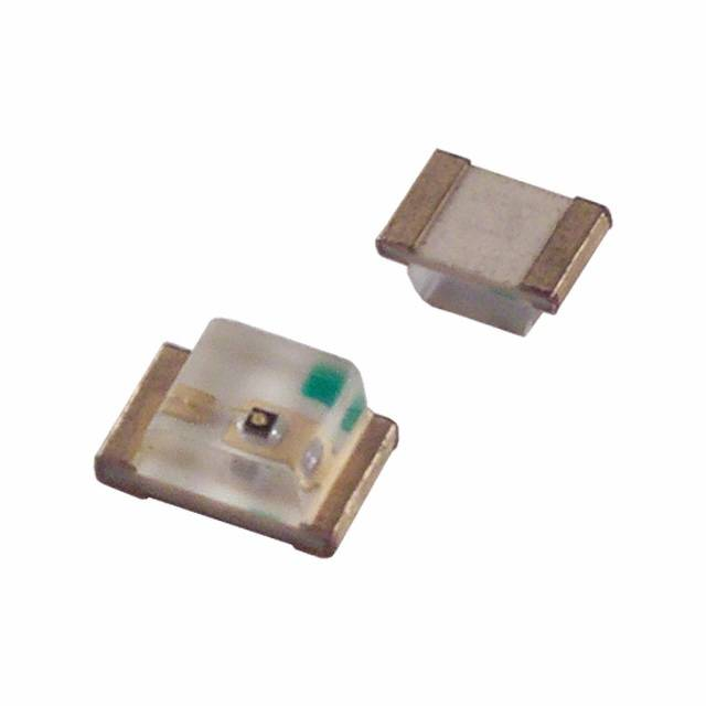 Optoelectronics  LED Indication - Discrete  Rohm Semiconductor SML-210VTT86LED 650NM RED WTR CLR 080