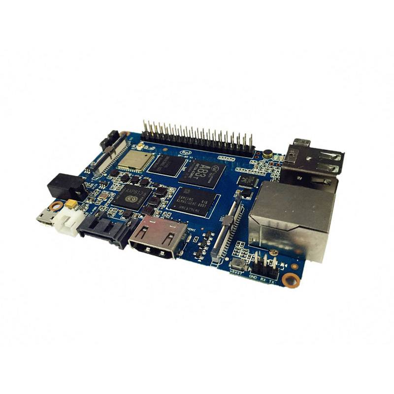 Debian-friendly Octa core / 8GB eMMC SBC Banana Pi BPI-M3 is much better than Orange Pi