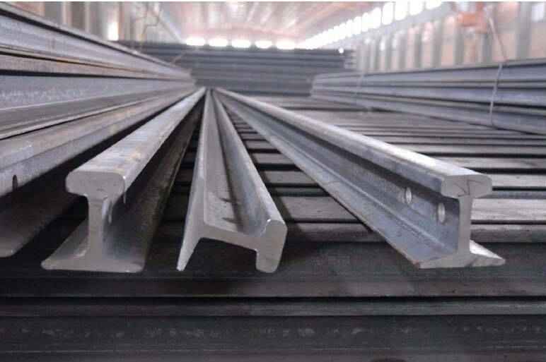 Chinese standard QU80 U71mn crane steel rail with ISO9001 certification