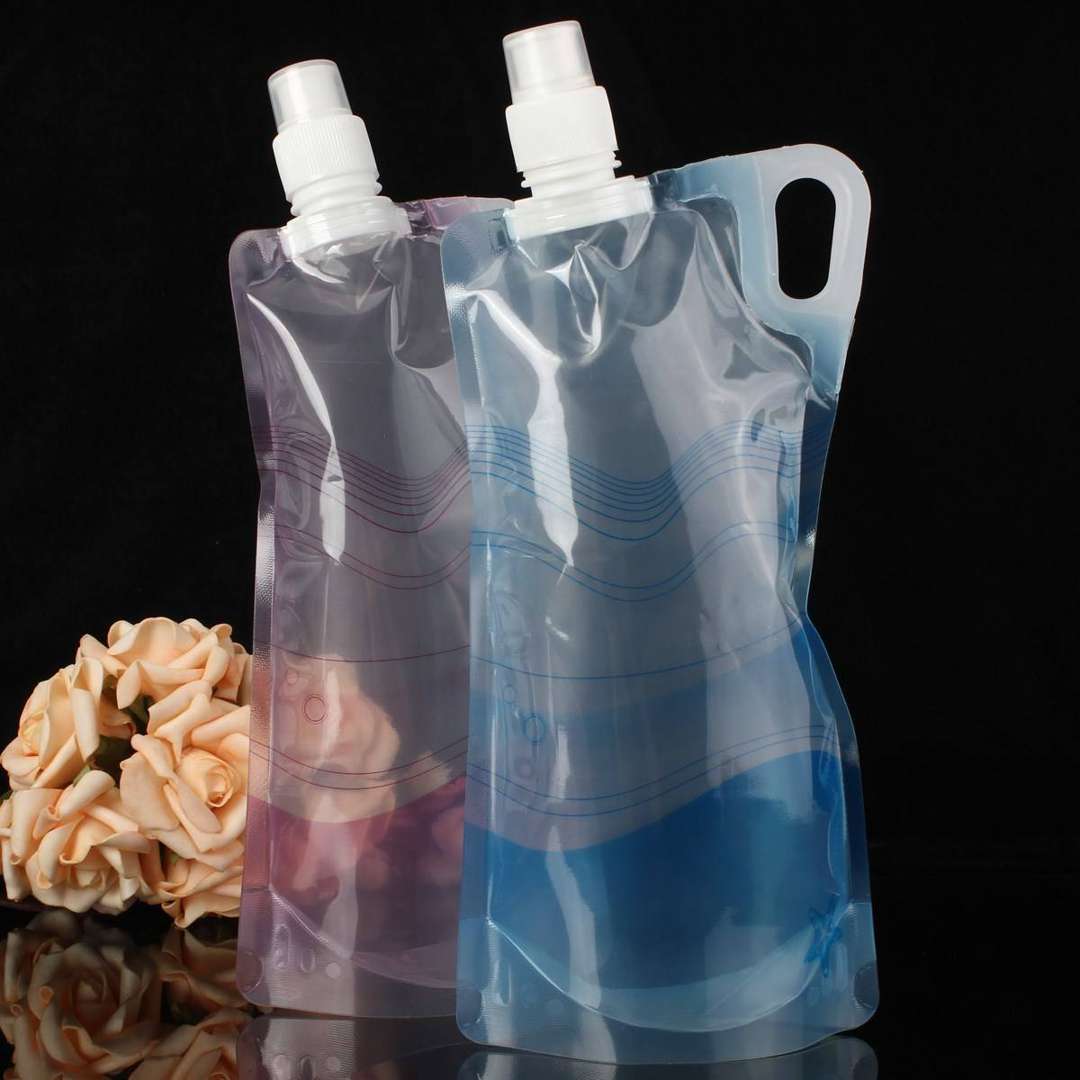 Drinking Water Bags With Spout