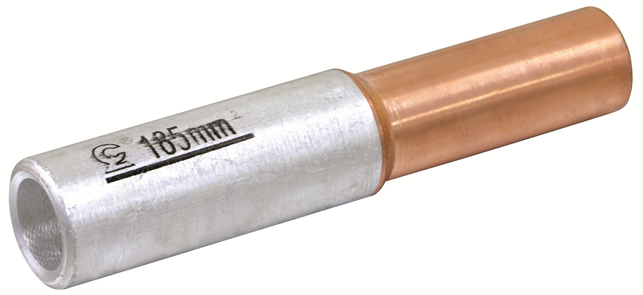 bi-metal cable ferrule