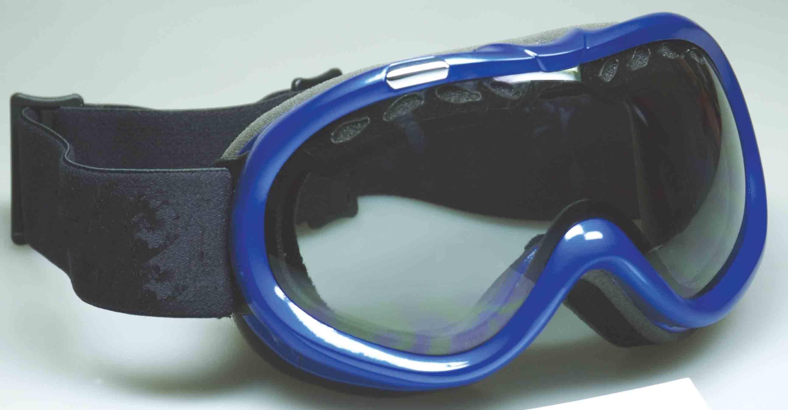 Super large lens ski goggle