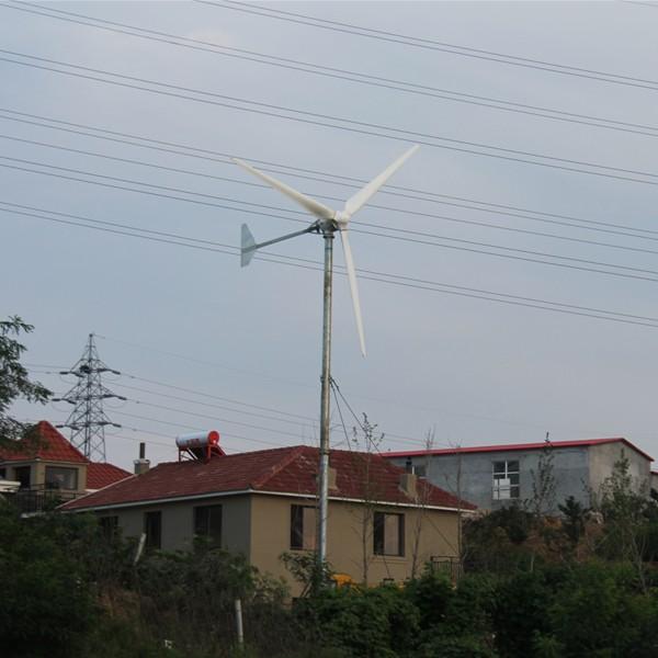 3KW-10KW Horizontal G-Wind turbine
