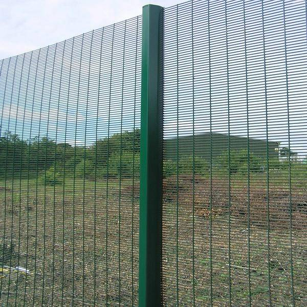 security protection anti-climb anti-cut fence for prison and shopping mall