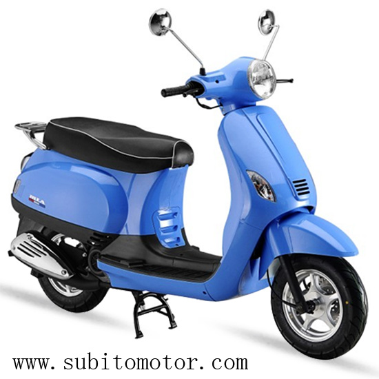 Classic Scooter 50cc EEC 125cc 4stroke 4t Popular GAS Scooters