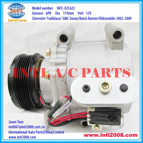 25825339 10399367 3450 4910 15198475 CO 4910AC for Buick/Chevy/GMC/Isuzu/Oldsmobile/Saab ac Compress