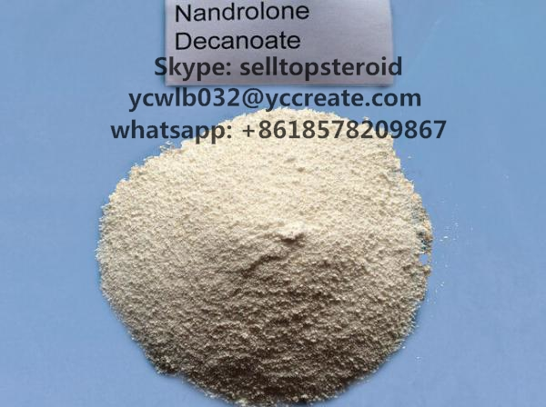 Anabolic Raw Steroid Powders Nandrolone Decanoate for Bodybuilding