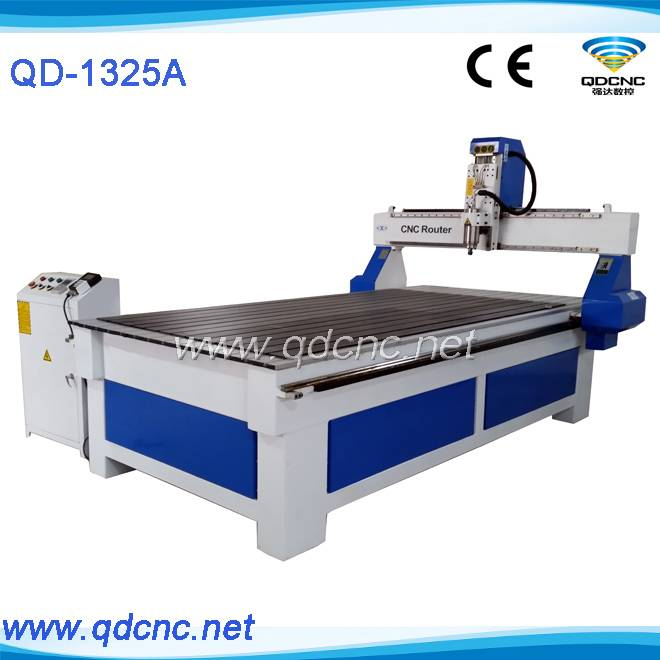 automatic 3d wood carving cnc router QD-1325A