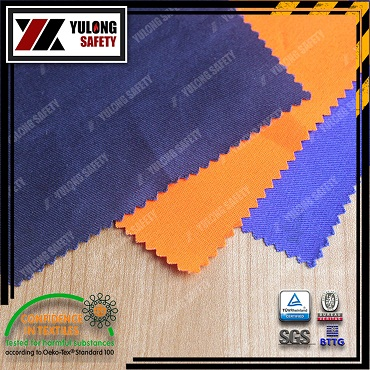 Wholesale Firefighting Protective Flame Resistant Anti-Static Fabric Used For Garments