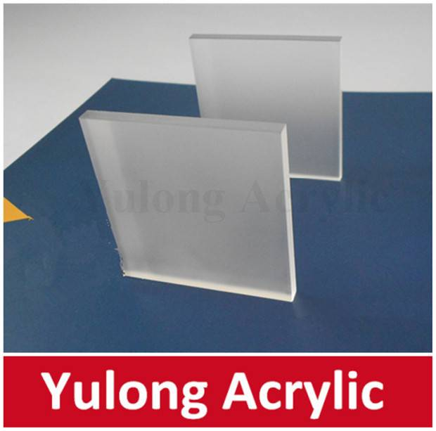 Frosted Acrylic Plexiglass Sheet 1220x2440mm