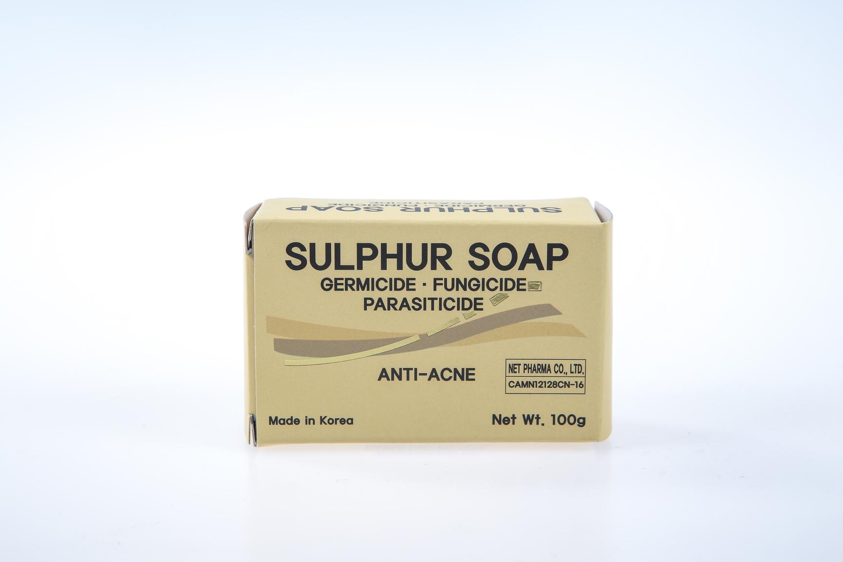 DASAN) Sulphur Soap - DASAN L&C CO, LDT  - ecplaza net