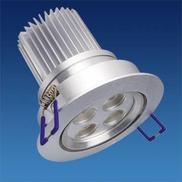 4W/12W LED downlight