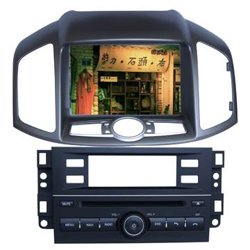 CHEVROLET Captiva 2011-2012/Epica car media dvd cd player