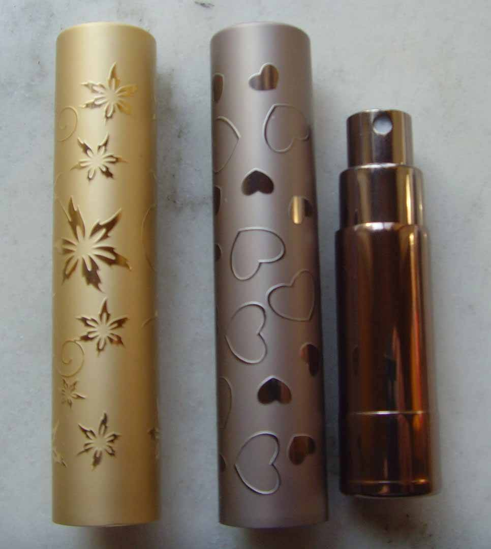 T-Shape Perfume Sprayer Atomizer