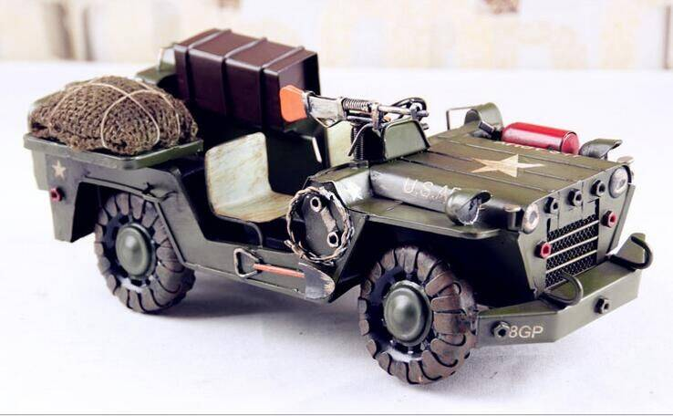handmade Military Vehicle model