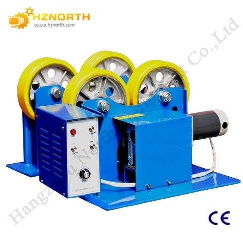 Hznorth supply NHTR-1000 welding turning rolls