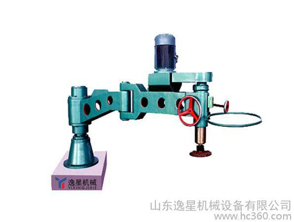 FM250B type grinding and polishing machine
