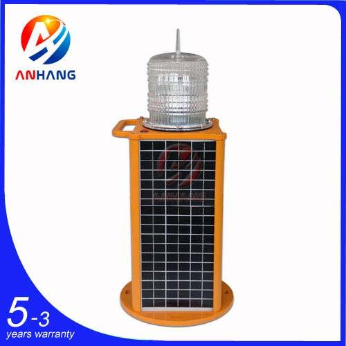 AH-MS/P Medium-intensity Type A Solar-Powered Aviation OB Light