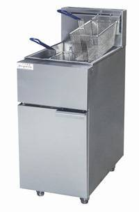 Vertical Gas Temperature fryer(GF-2G)