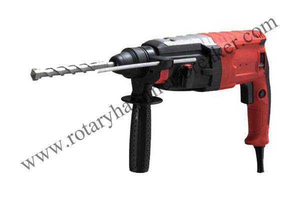 28MM Rotary Hammer 2851 with Multi-function selector