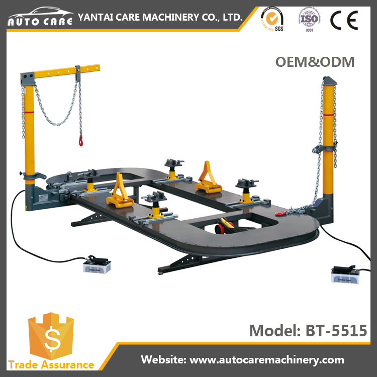 top valued auto body used frame repair machine