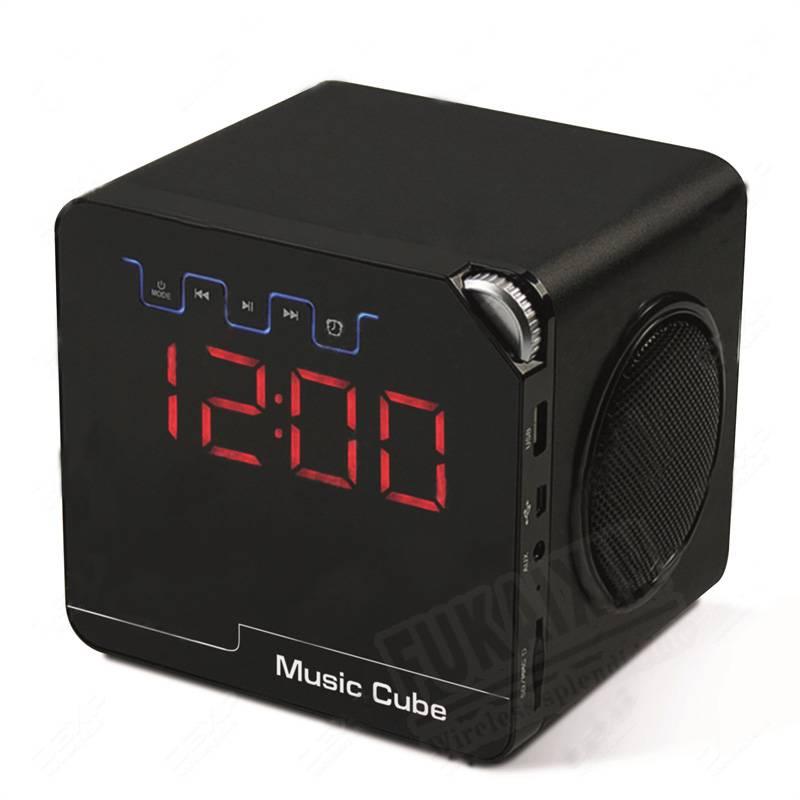 2016 Amazing Wireless Bluetooth Speaker with Alarm Clock