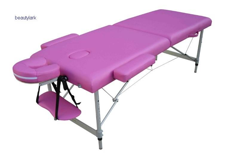 Massage table/ Massage bed/ Portable massage table/ aluminum massage table/ folding massage table/ t