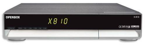 Openbox X810 TV receiver