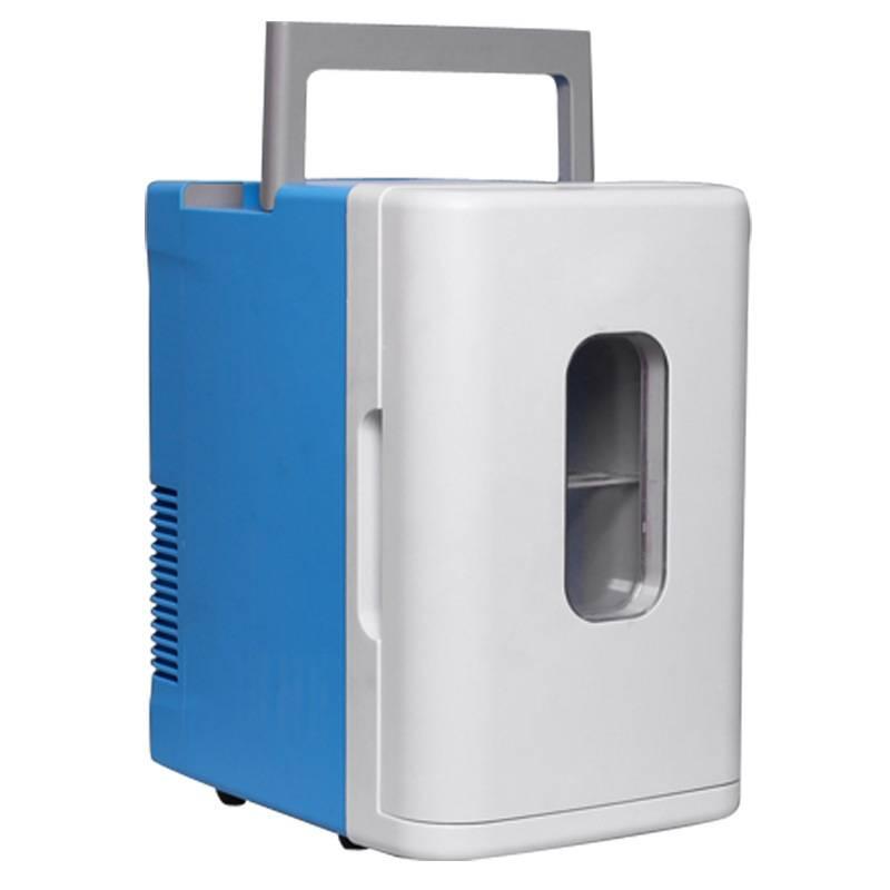 Cooler or Warmer 12V 8L 108A Mini Car Refrigerator /Car Small Refrigerator Dual-Use Refrigerator Ins
