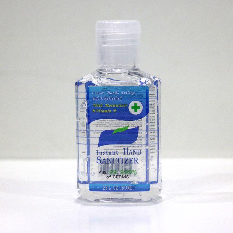 Waterless Hand Sanitizer kills 99.999% germs