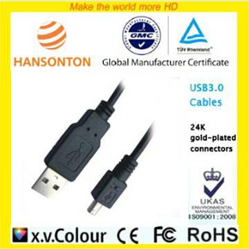 Selling well USB Cable 2.0 A male to mini 4pin
