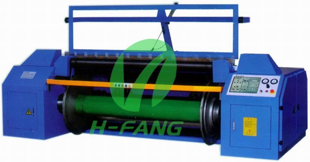 HFGA128 Intelligent direct warping machine