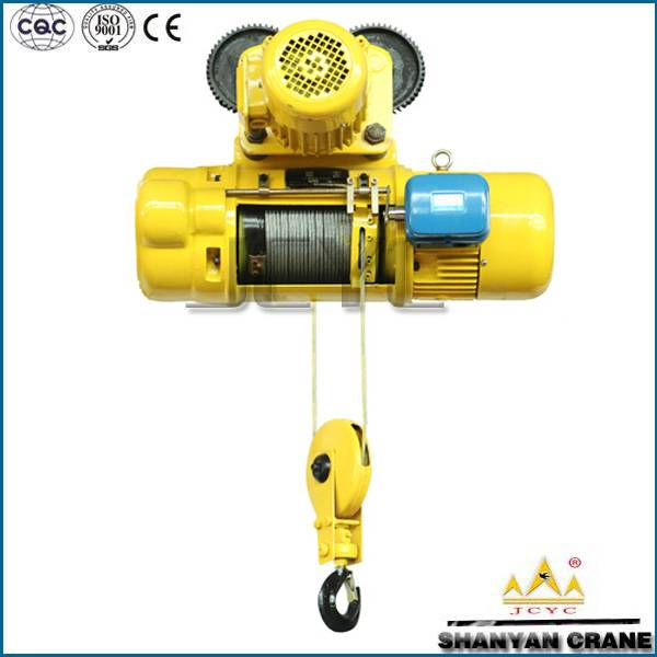 CD1 Electric Wire Rope Hoists
