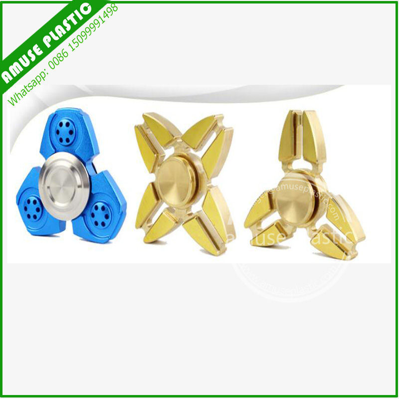 Wheel Finger Fidget Hand Spinner for Adult Toy Rings