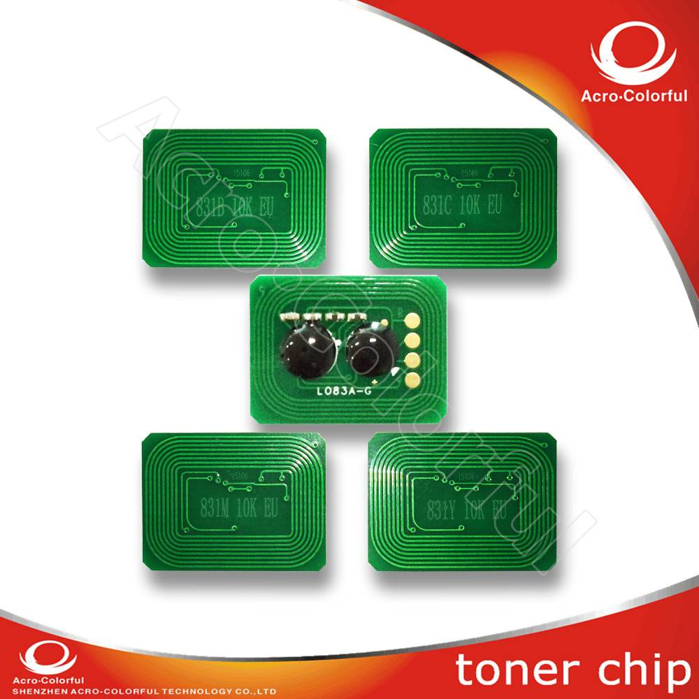 Compatible Chip Reset for OKI ES8431dn ES8441dn ES8441dn toner cartridge