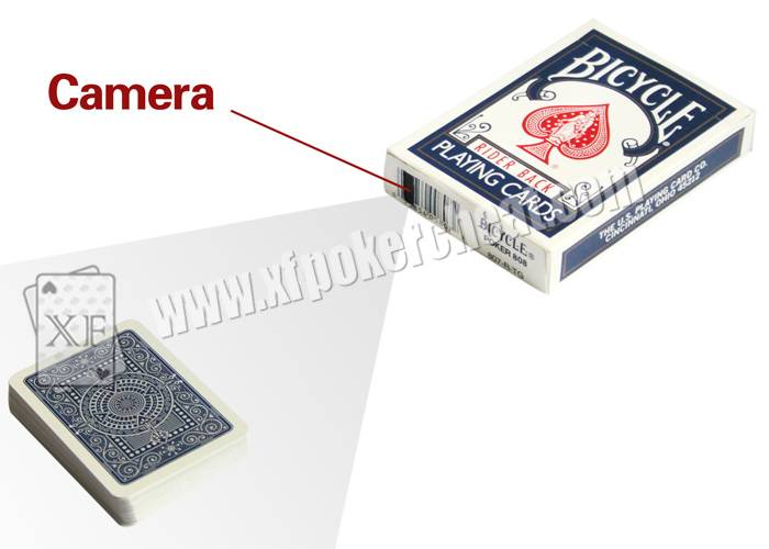 Camera For Analyzer Mini Paper Bicycle Playing Cards Case