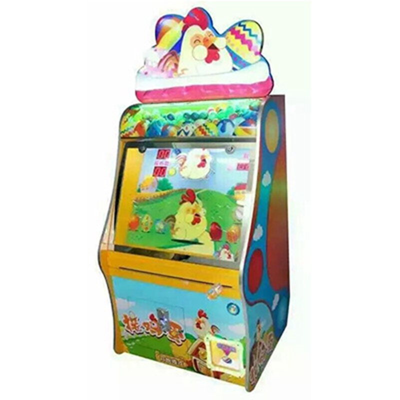 Hot Sale Indoor Game Playing Lucky Egg Coin Operated Game Machine Redemption Amusement Games